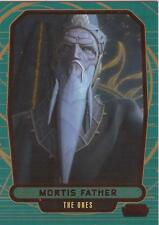 """Star Wars Galactic Files 2 - #570 Red Parallel Card """"Mortis Father"""" #15/35"""