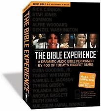 Inspired by ... the Bible Experience by Zondervan Staff (2008, CD, Revised)