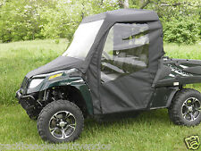 FULL CAB Enclosure + Vinyl Windshield ~ Arctic Cat PROWLER ~ UTV ~ NEW ~ 3 Color