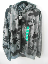 BRAND NEW NWT Da Hui HAWAII Hoodie TRAINER JACKET Men's Size XL CAMO CAMOUFLAGE