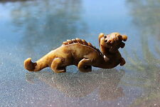 Chinese carved soap stone dragon