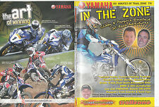 In The Zone-Clubby & Popgun's Excellent Off-Road Adventure-Yamaha-Motor Bike-DVD