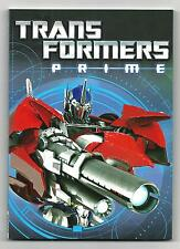 TRANSFORMERS PRIME: THE ORION PAX SAGA (POCKET SIZE GRAPHIC NOVEL, DEC 2012), NM