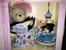 Little Miss Muffy Fifth Club Limited Edition BOX & CERT OF AUTHENTIC NIB