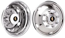 "19.5"" 8 lug 99 2000 2001 2002 FORD F450 F550 Dually Wheel Simulators 2wd or 4wd"