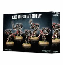 Warhammer 40k Space Marines Blood Angels Death Company NIB