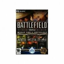 Battlefield 1942 la seconde guerre mondiale anthologie jeu pc brand new