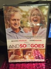 And So It Goes (DVD, 2014) Mfg. Sealed