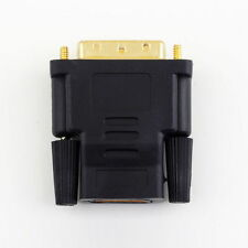 M to F Converter DVI Male to HDMI Female adapter Gold-Plated For HDTV LCD LA