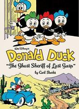 "NEW - Walt Disney's Donald Duck: ""The Ghost Sheriff of Last Gasp"""