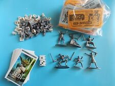 "Star Wars Monopoly The Clone Years Figurines and Misc Items   ""Parts Only"""