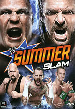 WWE: Summerslam 2012 (Blu-ray Disc, 2012)