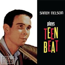 SANDY NELSON - PLAYS TEEN BEAT (NEW SEALED CD) ORIGINAL RECORDING