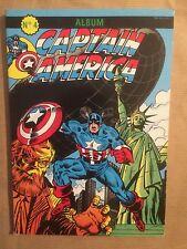 CAPTAIN AMERICA (Artima) / ET SI... - Album 4 : T25 et T1