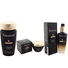 Kerastase new chronologiste kit 3 products bain mask & serum