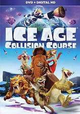 Ice Age 5: Collision Course (dvd in a blue ray slipcover) free shipping