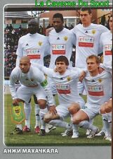 059 TEAM 1/2 FK.ANZHI MAKHACHKALA STICKER PANINI RUSSIA PREMIER LEAGUE 2012