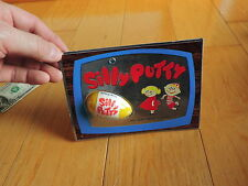 SILLY PUTTY Old Store Stock MINT Sealed Vintage 1960s Original RARE