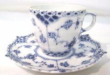 Vintage Royal Copenhagen Demitasse Teacup and Saucer Numbered Porcelain