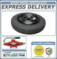 "MINI ONE COOPER CLUBMAN SPACE SAVER SPARE WHEEL & TOOLS 15"" 2001-2014"