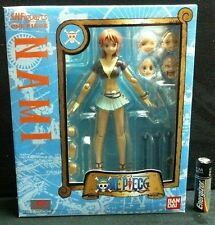 Bandai S.H. Figuarts SHF ONE PIECE NAMI Action Figure NEW