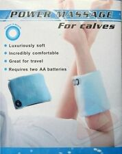 POWER MASSAGE FOR CALVES SOFT COMFORTABLE BATTERY OPERATED HOME OFFICE TRAVEL
