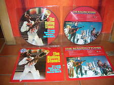 THE ROLLING STONES - IT'S ONLY ROCK 'N' ROLL OUTTAKES LP PICTURE DISC ULTRARARE