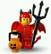LEGO 71013 Minifigures Series 16 - No.4 Cute Little Devil Minifigure