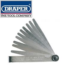 DRAPER  10 Blade Metric Feeler Gauge Set 36169