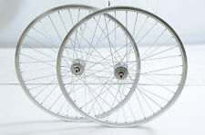 700c x19 (622-19) FLIP FLOP FIXIE WHEELS WIDER TYRE SIZE 28 +  DUAL WALL RIMS