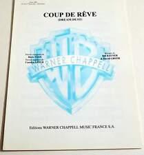 Partition sheet music BORIS VIAN : Coup de Rêve * 50's EX