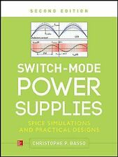 SWITCH-MODE POWER SUPPLIES - CHRISTOPHE BASSO (HARDCOVER) NEW