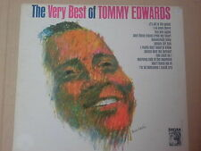 TOMMY EDWARDS -The Very Best Of- LP