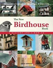 THE NEW BIRDHOUSE BOOK History & How To Build 50 Houses HC BRAND NEW