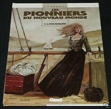Charles - Les Pionniers du Nouveau Monde 2 - Glénat