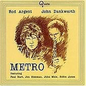 Rod Argent John Dankworth - Metro ( Original Soundtrack CD 2004 ) NEW