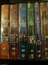 One Tree Hill The Complete 1, 2, 3, 4, 5, 6 Season DVD 1-6 NEW