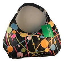 United COLORS OF BENETTON diamantie arrugginite CARNIVAL Handbag