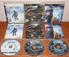 Lost Planet Collection Trilogy Trilogía (Extreme Condition, 2, 3) PS3 Pal-España