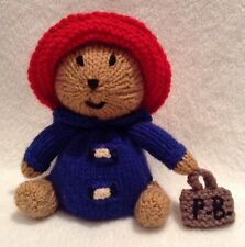 MODELO DE PUNTO - Oso Paddington naranja funda or 15 cms toy