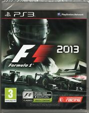 F1 2013 GAME PS3 (formula 1) ~ NEW / SEALED
