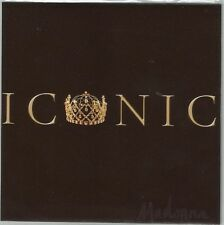 Madonna  Iconic ( Promotional CD )
