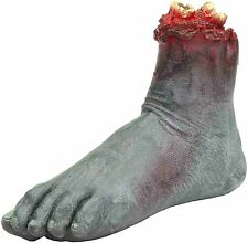 Zombie Severed Foot halloween costume prop haunted house horror decoration NEW