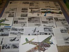 VINTAGE...GERMANY WW2 AIR ARM HISTORY..HISTORY/DETAILS/PHOTOS...RARE! (671K)
