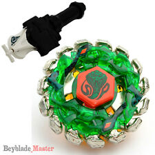 Masters BEYBLADE Metal Fusion BB-69 POISON SERPENT+DRAGO string Launcher+GRIP