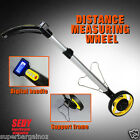 Digital Measuring Wheel LCD Display Extendable in Case 10KM Walking Tape Measure