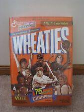 75 Years of Champions Wheaties Box