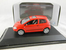 Schuco VW Fox in Red  scale 1:43 in Volkswagen Promotional Box