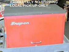 Used SNAP-ON KRA-59C 9 Drawer + Top Compartment Tool Box * LOCAL PICKUP ONLY *