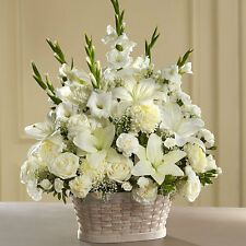 FTD Peaceful Passage Arrangement Fresh Flowers Delivery by Florist
